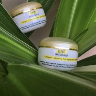 Ene Naturals Collagen plus lightening anti-aging face cream